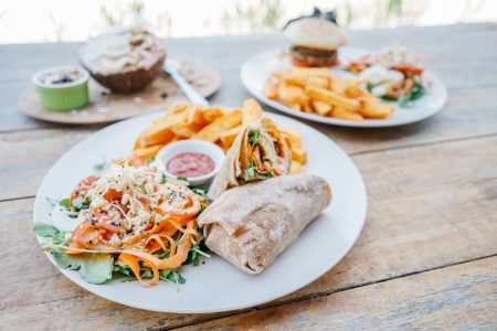 seed resort - food