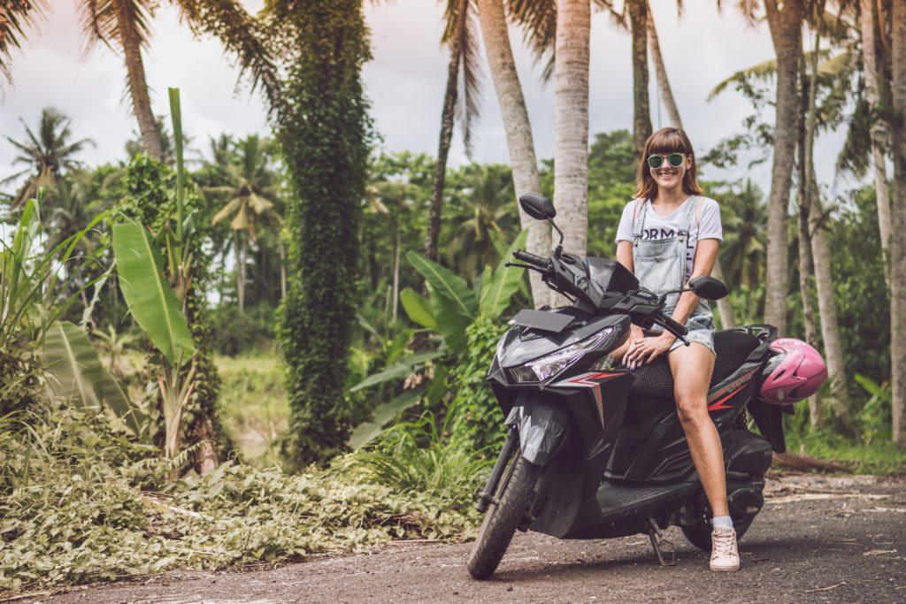 seed resort - motorbike trip
